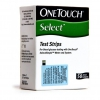 ONE TOUCH SELECT ТЕСТ-ПОЛОСКИ ДЛЯ ГЛЮКОМЕТРА  N50 УП JOHNSON & JOHNSON (LIFESCAN